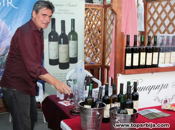 Vinarija Antić, dostojni reprezent vina iz KiM
