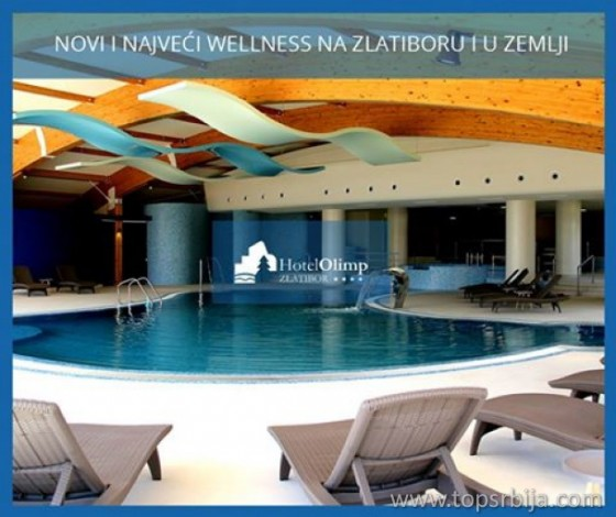 Wellness, Spa & Beauty centar hotela Olimp