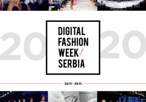 Najava novembarskog Digital Serbia Fashion Weeka